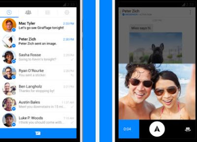 in Download Messenger apk for android