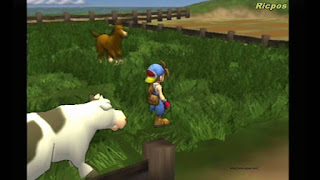 Free Download Games harvest moon save the homeland PS2 For PC Full Version ZGASPC