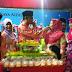 Detik Manja NOH OMAR Suapkan Isteri Depan Rakyat Tanjong Karang. Cerrr Korang Tengok!!!