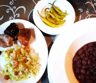 Babarrunak Plaza Etxeberri Jatetxea | Menú alubiada Restaurante Plaza Etxeberri de Zizurkil