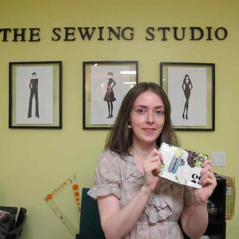 I Drove A 2004 Mazda 3 Today For The First Time I Drove: The Hip & Urban Girl's Guide: Getting Crafty @ The Sewing