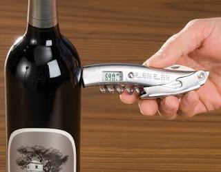 Şarap Isısı Ölçer
