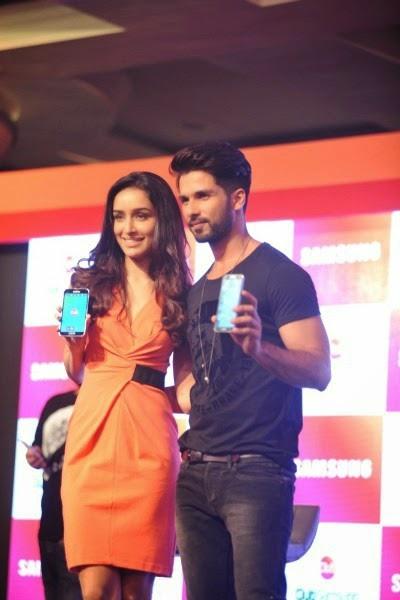 Shahid Kapoor and Shraddha Kapoor