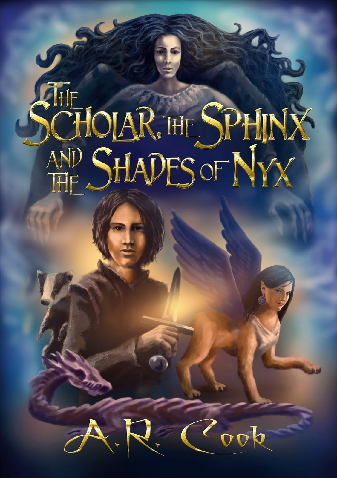 http://www.bookdepository.com/Scholar-Sphinx-Shades-Nyx-Alison-Reeger-Cook/9781908483874