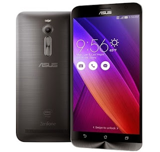 Harga Asus Zenfone 2 Terbaru HP Android Spesifikasi RAM 4GB