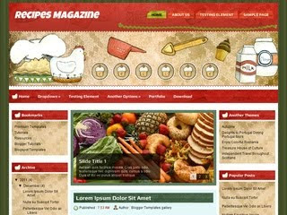 Recipes Magazine