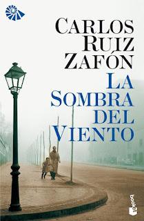 La sombra del viento Carlos Ruiz Zafón
