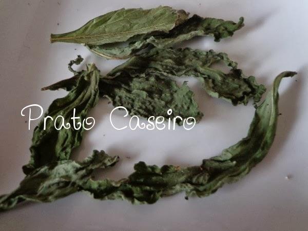 Prato Caseiro: Stevia