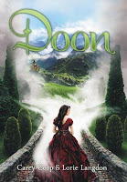 book cover of Doon by Carey Corp and Lorie Langdon