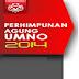 Tarikh Perhimpunan Agung UMNO 2014