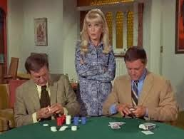 I dream of Jeannie had a poker scene