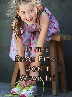 Tennis Shoes, buying bigger sizes