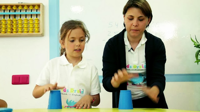 KIDS BRAIN METODO ABACO PARA APRENDER INGLES Y MATEMATICAS