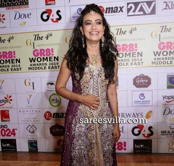 Surbhi Jyoti at 4th Gadoya Holdings Gr8! Women Awards