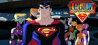 LA LEGION DE SUPERHEROES (2006)