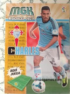 Charles Nuevo Fichaje 457