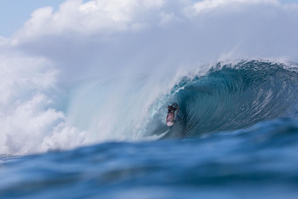 23 Jamie O Brien Volcom Pipe Pro Foto WSL Tony Heff