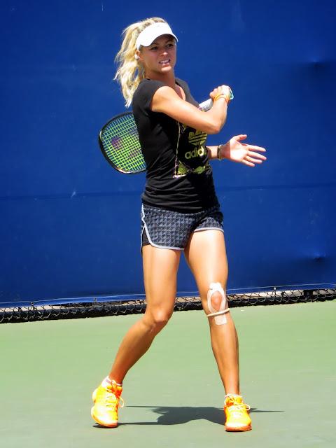 Maria Kirilenko Rogers Cup 2013