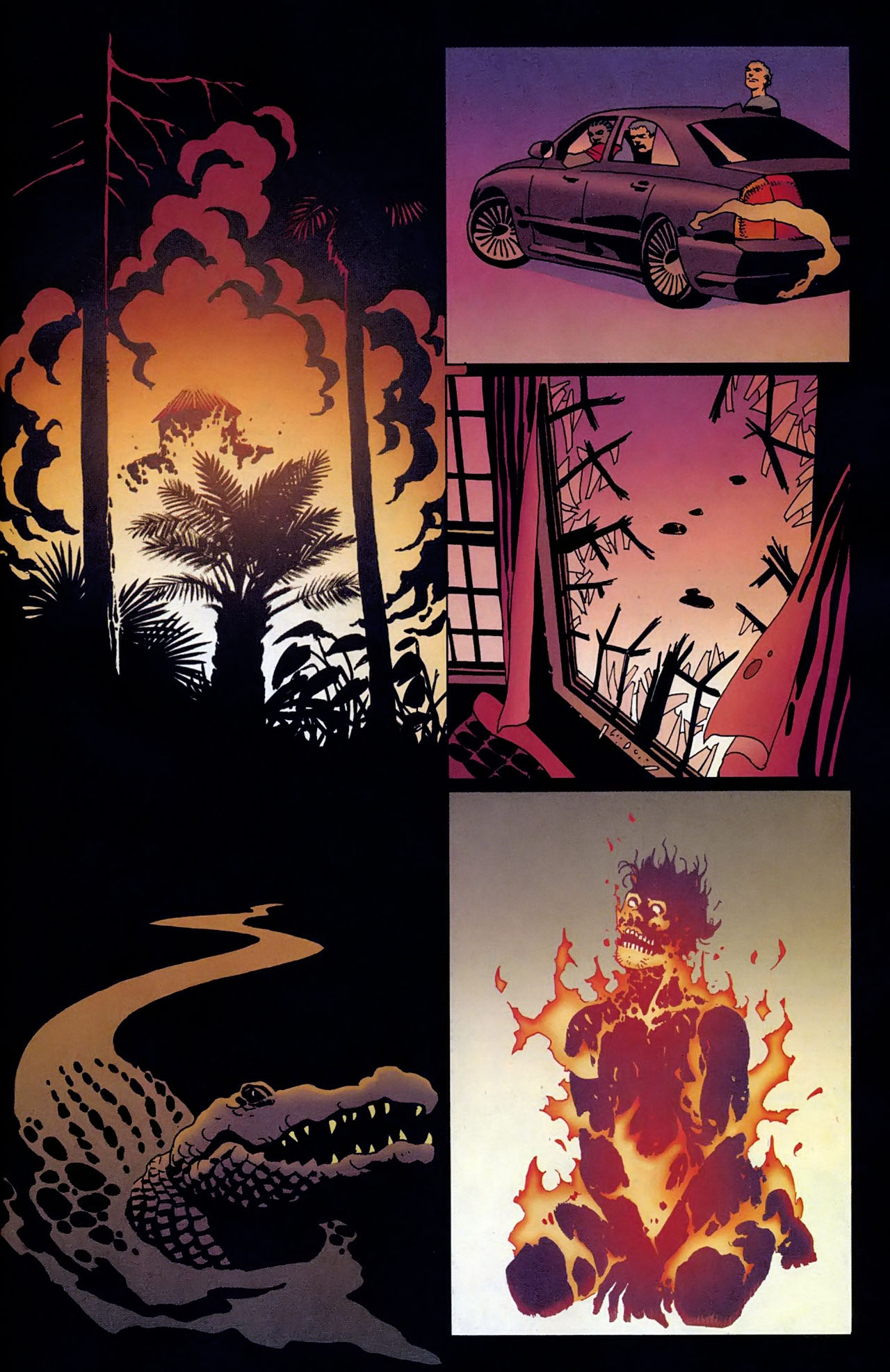 100 Bullets Issue #100 Page 35