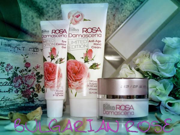 REVIEW   BILKA Rosa Damascena LE