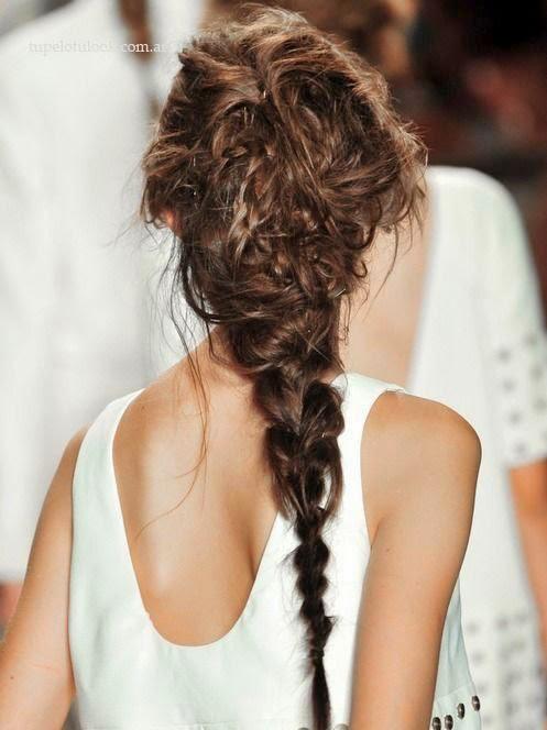 trenzas cocidas 2014 peinados
