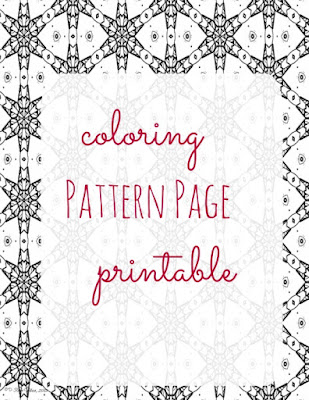 Free Holiday Colring Printables for Patreon Patrons