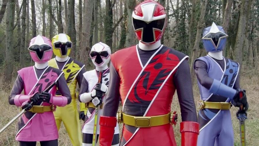 Power Rangers - Aço Ninja 2018 Série 720p HD Webdl completo Torrent