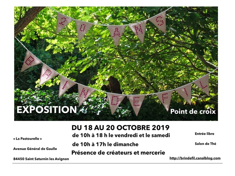Expo à St Saturnin les Avignon (84)