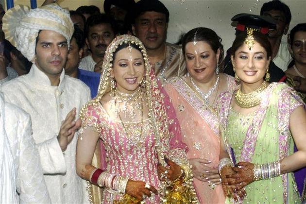 Karishma Kapoor Wedding Jewellery