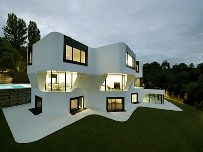 New Beautiful Architecture Designs