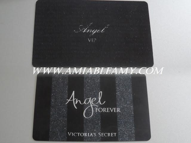 Got My Victorias Secret Angel Card Forever