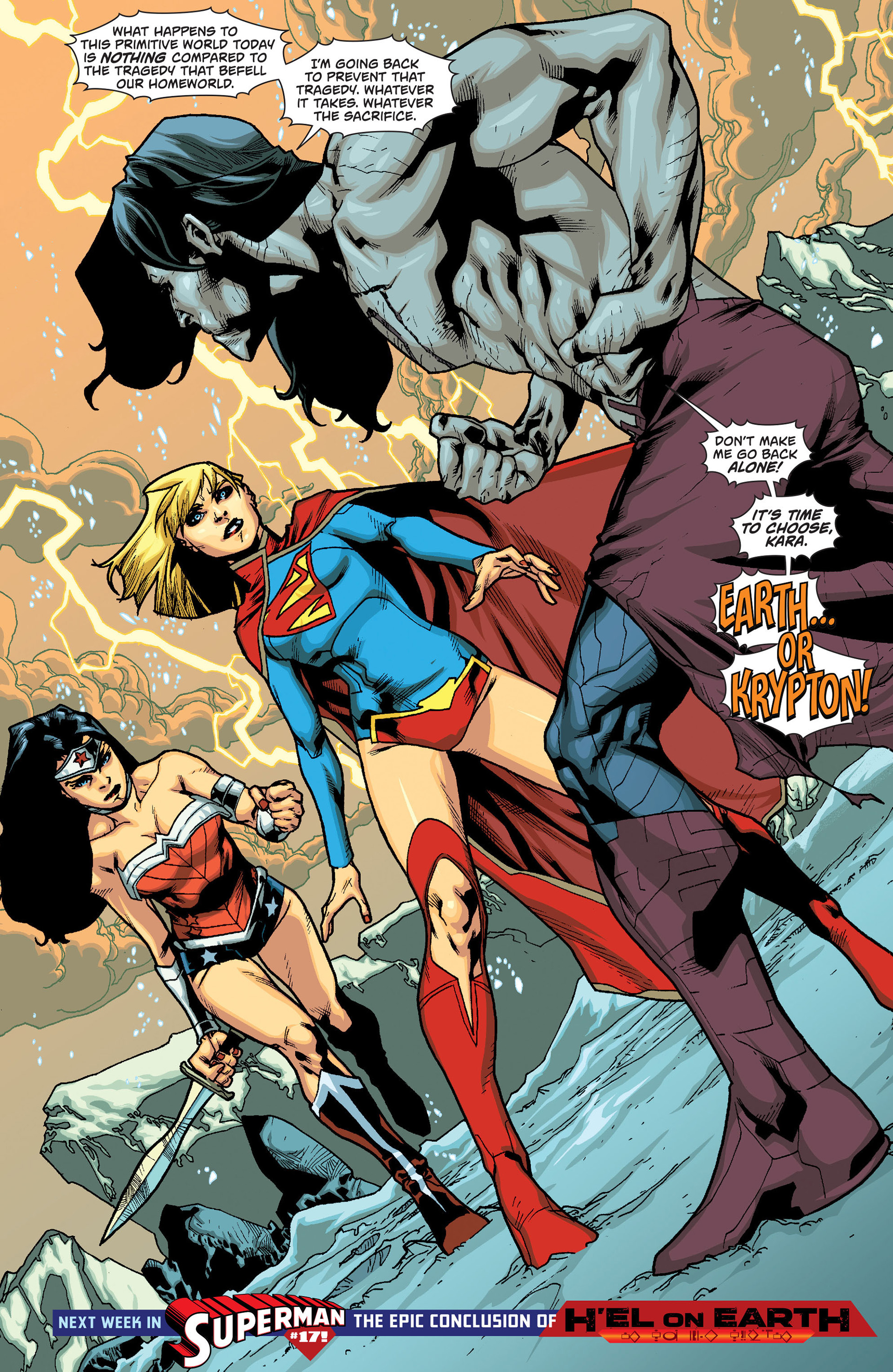 Supergirl (2011) Issue #17 #19 - English 19