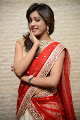 vithika sheru half saree photos-thumbnail-16