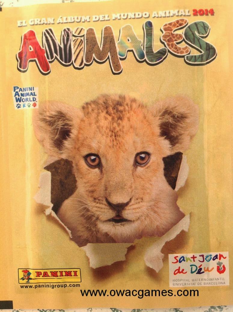 Animales 2014 sobre león