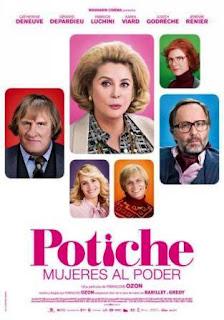 Potiche, mujeres al poder (2010).
