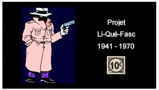 Projet Li-Qué-Fasc