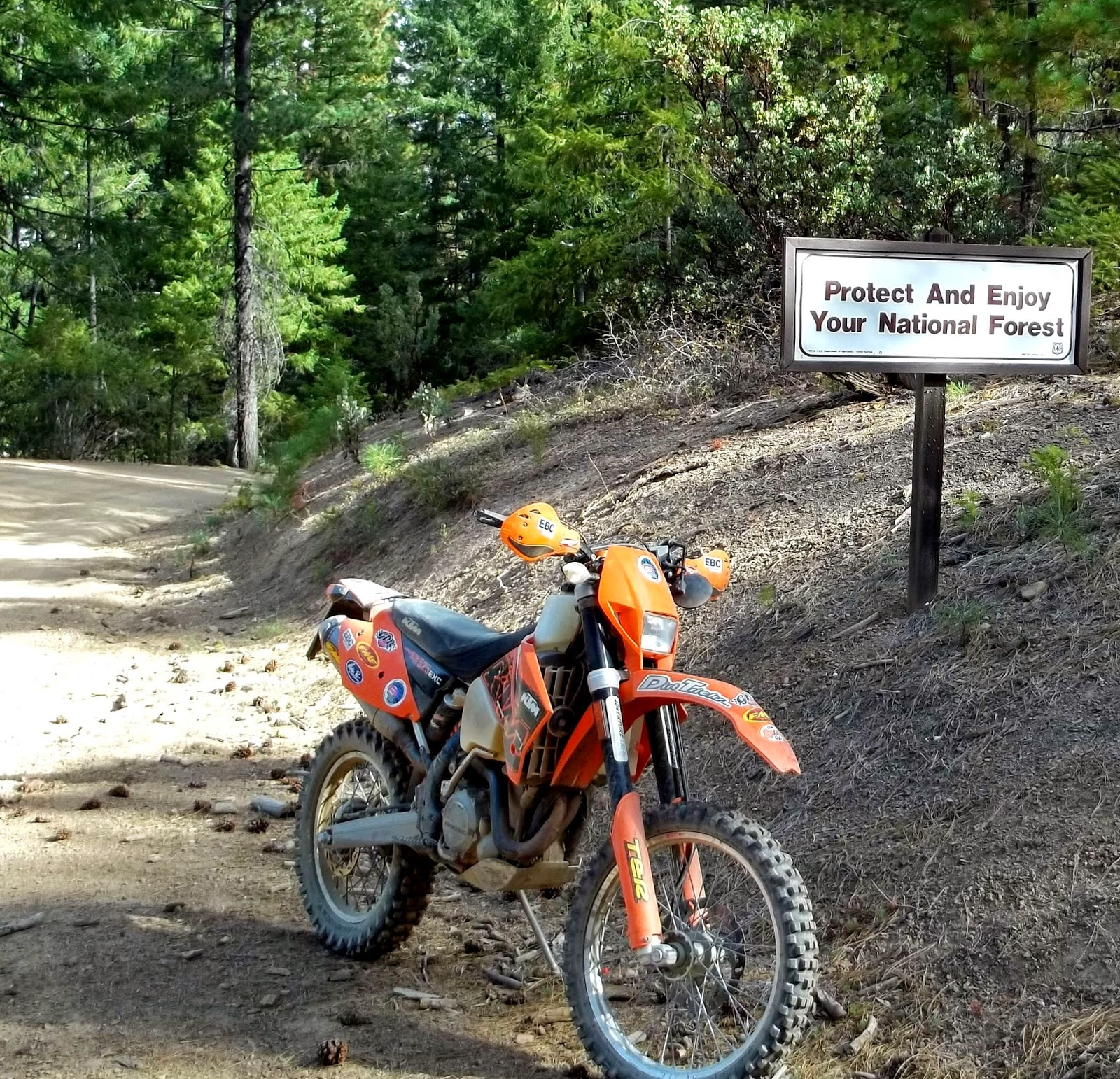 "ACTION ALERT - Mendocino NF Holds Subpart A ""Road"" Meetings May 8-14"