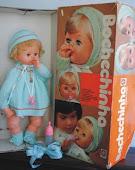 Boneca Bochechinha da Estrela