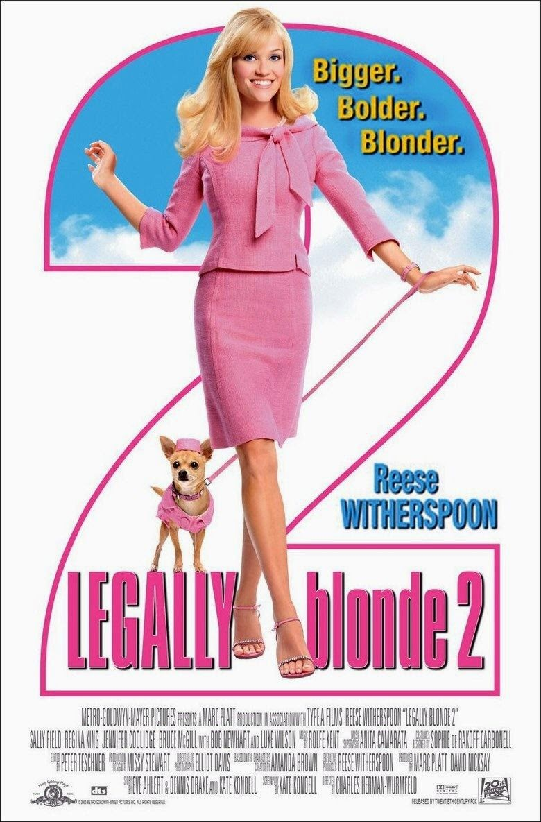 please help me i m falling off the radar legally blonde  legally blonde 2 red white blonde charles herman wurmfeld 2003