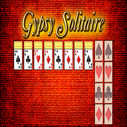 Gypsy Solitaire Card Game