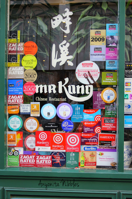 Mr Kong in Soho London