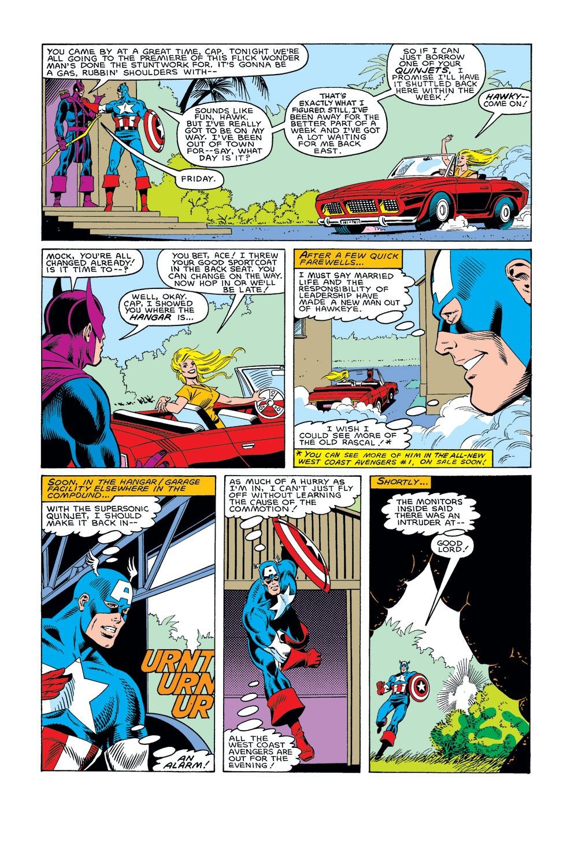 Captain America (1968) Issue #308 #236 - English 6