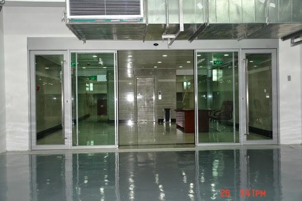 automatic door