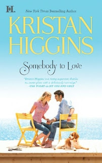 Book Cover of Somebody to Love by Kristan Higgins