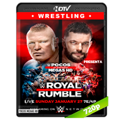 WWE Royal Rumble  (2019) HDTV 720p Latino/Ingles