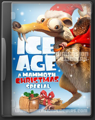 Ice Age A Mammoth Christmas (DVDRip Inglés Subtitulado)