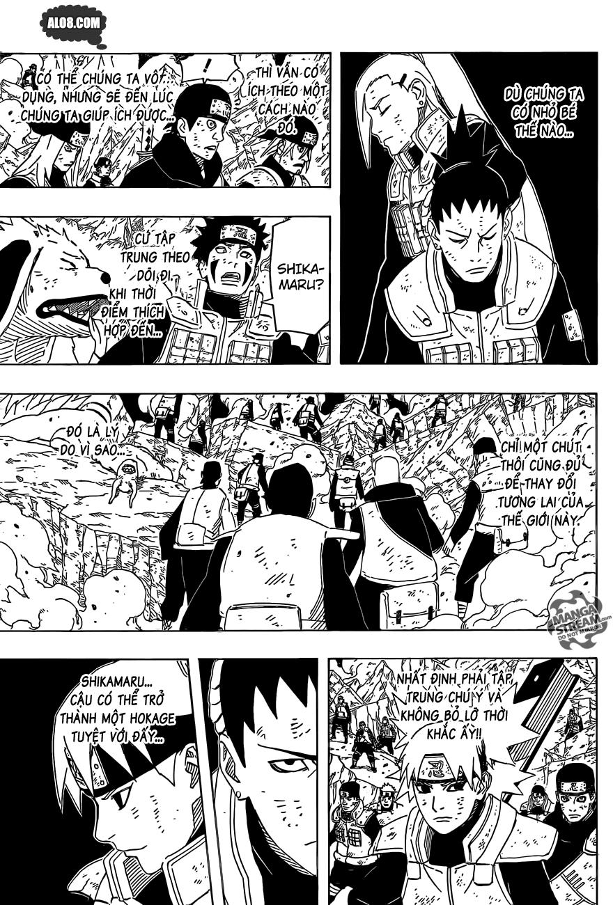 Naruto chap 641 Trang 6