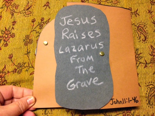 Sunday School Lesson: Jesus Raises Lazarus From the Dead