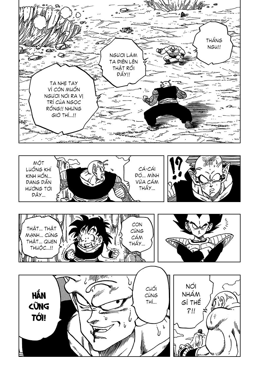 Dragon Ball - Bảy Viên Ngọc Rồng trang 14