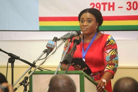 Charlotte Osei Reveals She Regrets Being EC Boss